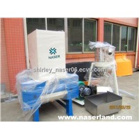 plastic granules making machine price/plastic granulator machine