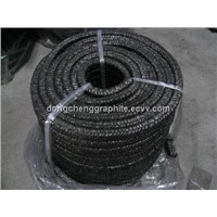 temperatur graphite packing seal ring/Asbestos packing seal/processing factory