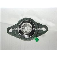 ucfl206 bearing block 2 bolts oval flanged bearing housing