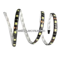 Car led strip black/SMD 5050 waterproof RGB black PCB