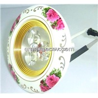 New design 3w LED ceiling light wholesaler 5w 7w 9w crystal