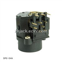 microphone connector SPC-04A