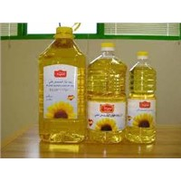soybean oil, sunflower and palm oil