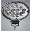 36W Oval Shape LED Working Lamp