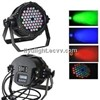 54*3W Outdoor Waterproof Par Led RGBW Light For Dj Stage wedding Party light Show