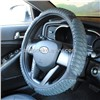 New steering wheel cover leather,steering wheel cover with leather pvc and pu material