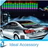 Super Flashing Sound Music Activated EL Car Sticker For Car Decoration beautifual & Removable