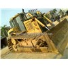 used Dozer Caterpillar D6H LGP crawler bulldozer