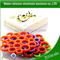 beautiful heat resistant silicone cup mat