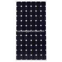 135W -150W Mono-crystalline Solar Panel made of 6 inch solar cell