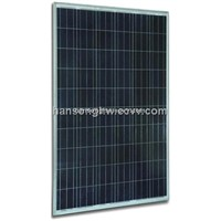 225W - 255W Polycrystalline Solar Panel made of 6 Inch solar cell