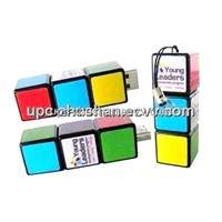 4GB 8GB 2GB 16GB Real Capacity OEM Magic Cube USB Flash Pen Drive