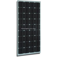 75W - 100W Mono-crystalline Solar Panel made of 5 inch solar cell