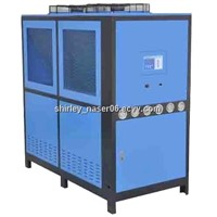 Air-Cooled Industrial Cold Water Chiller