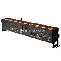 Battery wireless LED BAR stage light (BAR-T905 wireless)