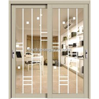 Beautiful Alloy Hanging Sliding Door