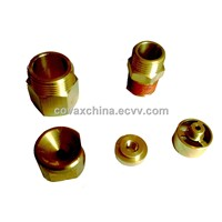 Brass machining parts, valve accessories, threaded parts