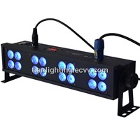 CE Approved 16*12W RGBW 4in1 LED Mini BAR light, Mini Wall washer light ,stage Light (BAR-T1604 )