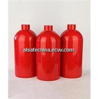 CO2 Aluminium fire extinguisher