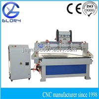 China Manufactuer Four Heads CNC Engraving Machine
