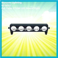 Full Color 5*10W LED Matrix Light (BS-2515)