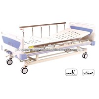 Movable Full-Fowler Bed with ABS Head / Foot Board (Central Locking) PB-10