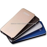 PK-9408 4000mAh Portable Power Bank iphone apperance
