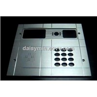 Precision cnc  milled machining plate,cnc machining panel
