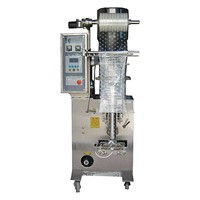 0-200g VFFS-280C granule weighing filling sealing machine for Three-dimensional bag, cube bag