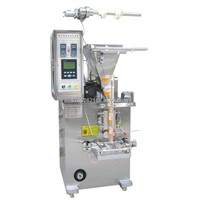 0-50g powder bag flling sealing and packing machine with volumetric cup