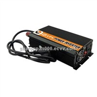 1000W High-efficiency Power Inverter with 12A Battery Charger, 220V AC Output Voltage