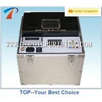 100KV transformer oil tester set for testing insulating oil dielectric strength