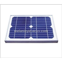 10W solar panel module widely used in solar light,high efficiency solar panels
