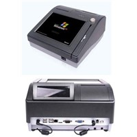 "10.1"" POS Terminal All in One System with Touch Screen Thermal Printer"