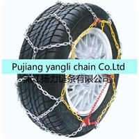 12MM KNseries snow chain,tyre chain, TUV/GS and O-Norm
