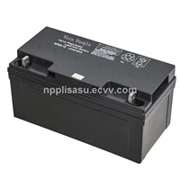 12V65AH lead acid battery with high quality used for ups system