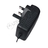 12V Power Adapter with UK Plug