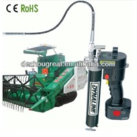 12V rechargeable grease gun with Ni-Cd battery