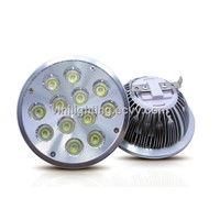 12w high power G53/AR111 ceiling light DC/AC12V