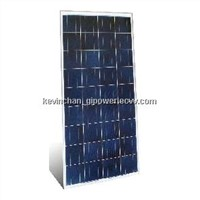 135W Poly Solar Panel Module with TUV,CE