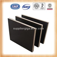 14.Giga best price 11 layers WBP commercial film faced plywood supplier
