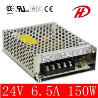 150W 12V/24V/48V DC Power Supply (HS-150W)