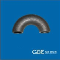 180 Degree elbow,Seamless,sch10-80ASTM/ASME A234 WP,Carbon steel