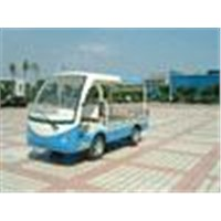 1T Electric Flatbed truck