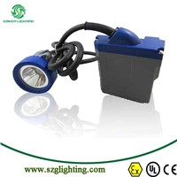 1W LED Mining Headlight Miner Cap Lamp with IP68 Water Proof Level