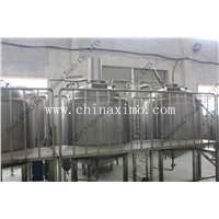 2000L micro beer brewing fermentation equipment