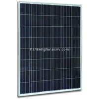 200W-220W Polycrystalline Solar Panel made of 6 inch cell