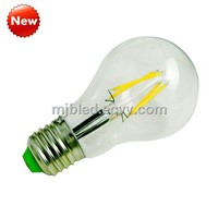 2014 New Product Dimming 3.5W Globe GSL LED Filament Light Bulb