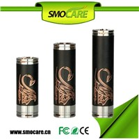2014 Smocare 18650 battery new stingray mechanical mod clone stingray mod