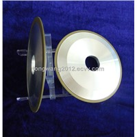 2014 high quality vitrified bond diamond grinding wheel for PCD & PCBN cutting tools-13523031216